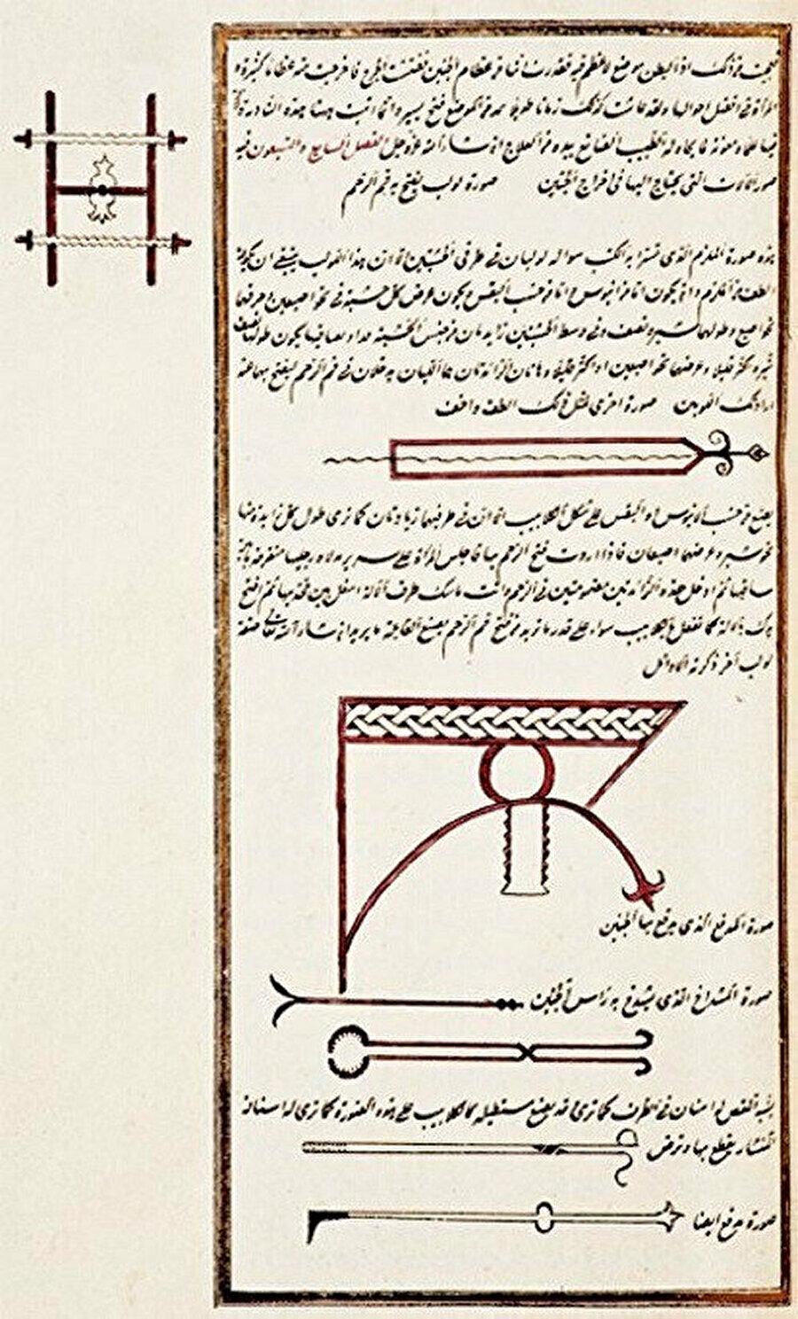 Endülüs'te tıp ve kimya alanında yetişmiş âlimlerden Zehrâvî'nin et-Taṣrîf adlı eserinden bir sayfa.
