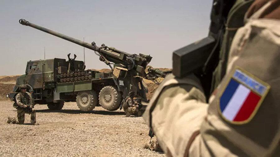 Fransa'nın, terör örgütü YPG/PKK'nın işgalindeki bölgelerde 200 civarında askeri bulunuyor.