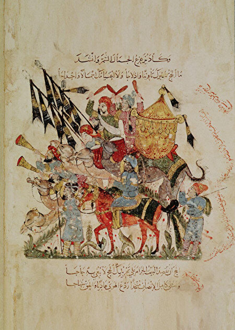 İbn-i Batuta, 1325'te Mekke'ye hacca giden zengin, Faslı bir Müslümandı.