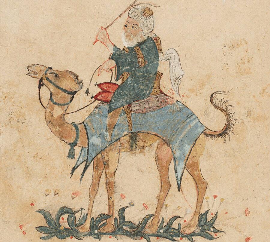 İbn Battuta, Avrupalılarca çok az bilinen Afrika, Orta Doğu ve Uzak Doğu'ya cesur yolculuklar yaptı.