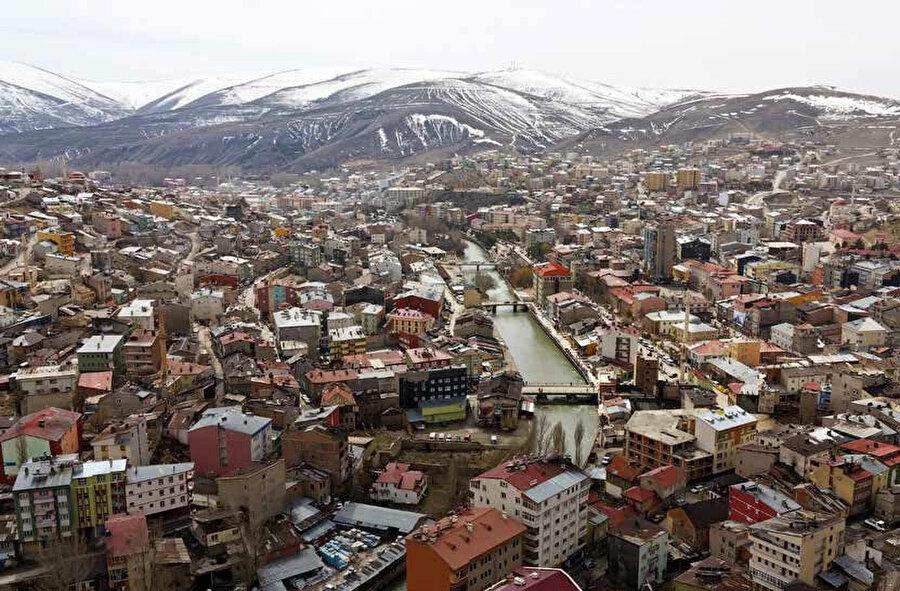 Nüfus bakımından Doğu Anadolu Bölgesi'nin en büyük üçüncü ilidir.