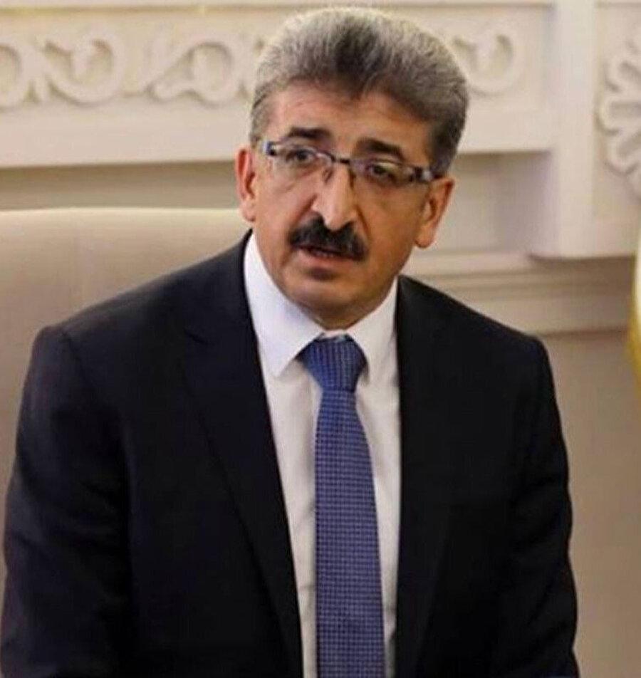 Van Valisi ve Büyükşehir Belediye Başkan Vekili Mehmet Emin Bilmez
