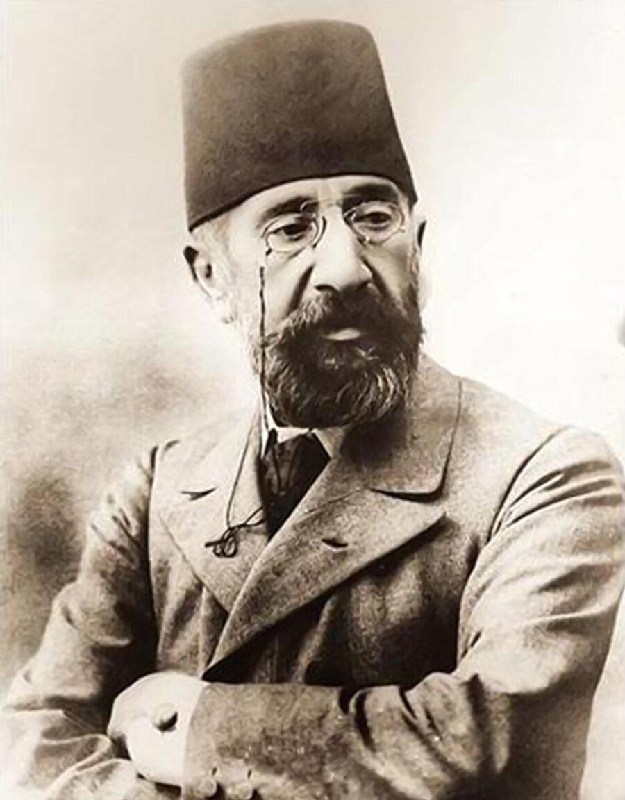 Osman Hamdi Bey.