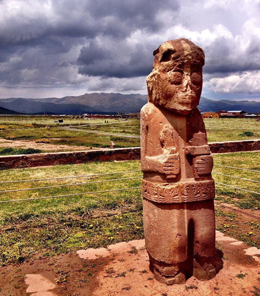 Harabeler 2000 yılından beri UNESCO'nun Dünya Kültür Mirası'dır. Kelimenin Aymara dilinde anlamı