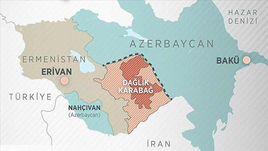 İran, Bakü-Tel Aviv ilişkisinden rahatsız.
