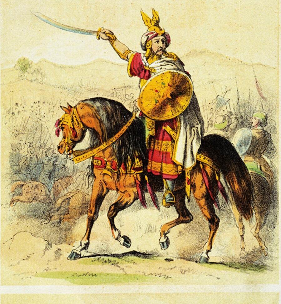 Tarık Bin Ziyad, Endülüs'ü fetheden Berberi asıllı Emevi komutanı. Cebelitarık Boğazı'na adı verilmiştir. Arapça'da