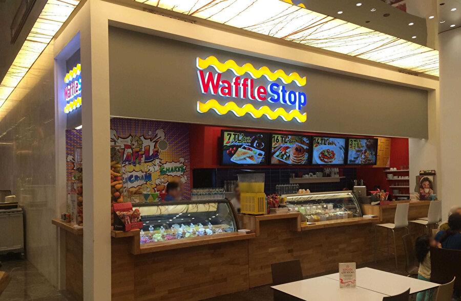 Waffle Stop - Zorlu Center