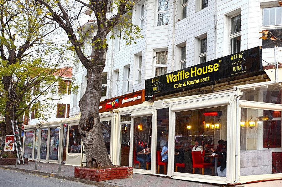 Waffle House - Yeşilköy
