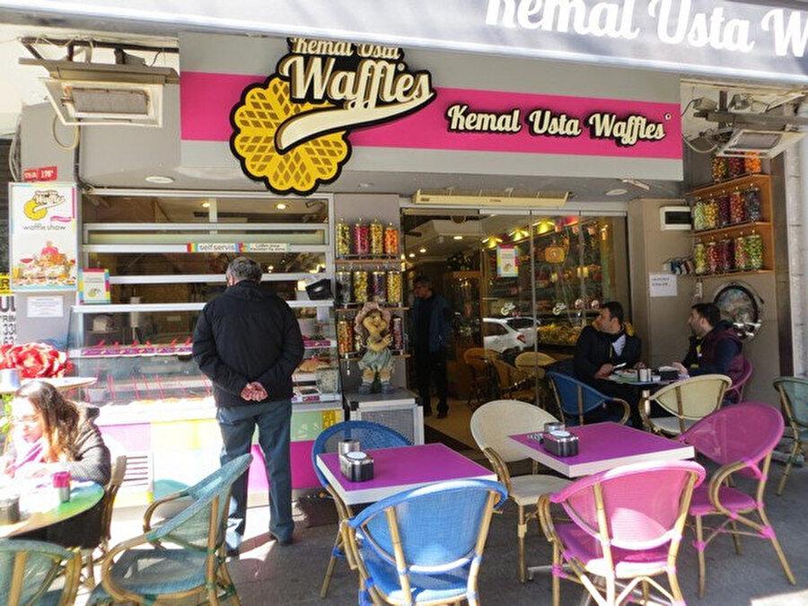Kemal Usta Waffles - Beşiktaş