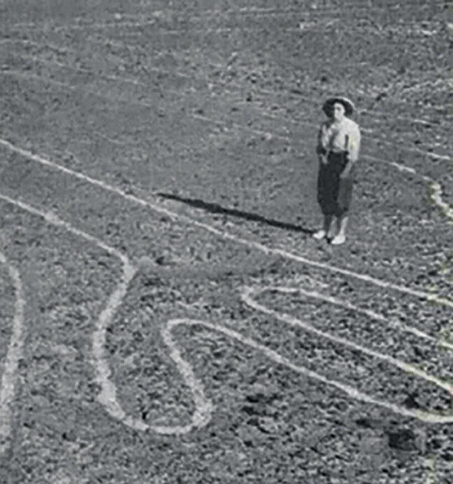 İlk Nazca çizgisi 1926'da keşfedilmiştir.