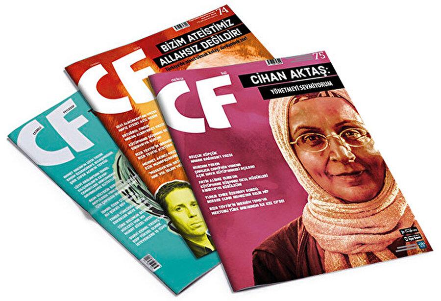 CF dergisi