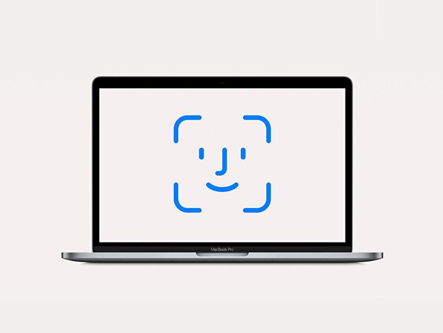 macOS Big Sur'un yeni beta kodlarında Face ID teknolojisi görülebiliyor.