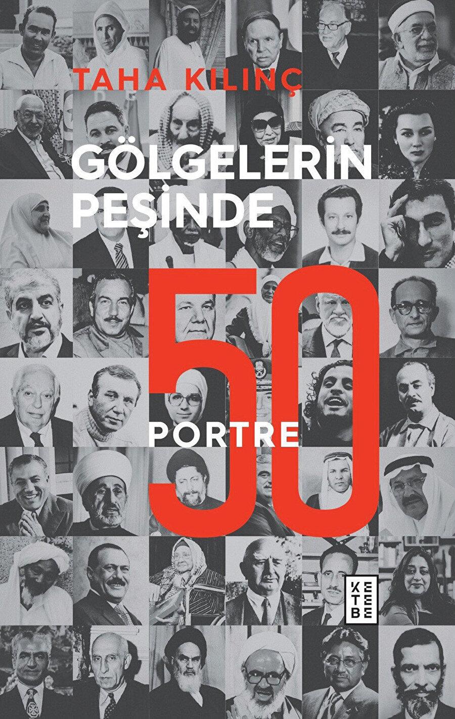 Taha Kılınç' la Ketebe Yayınları'ndan çıkan son kitabı Gölgelerin Peşinde' yi konuştuk.