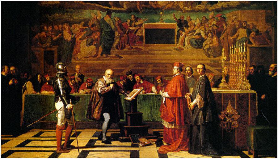 Galileo'nun Engizisyonu