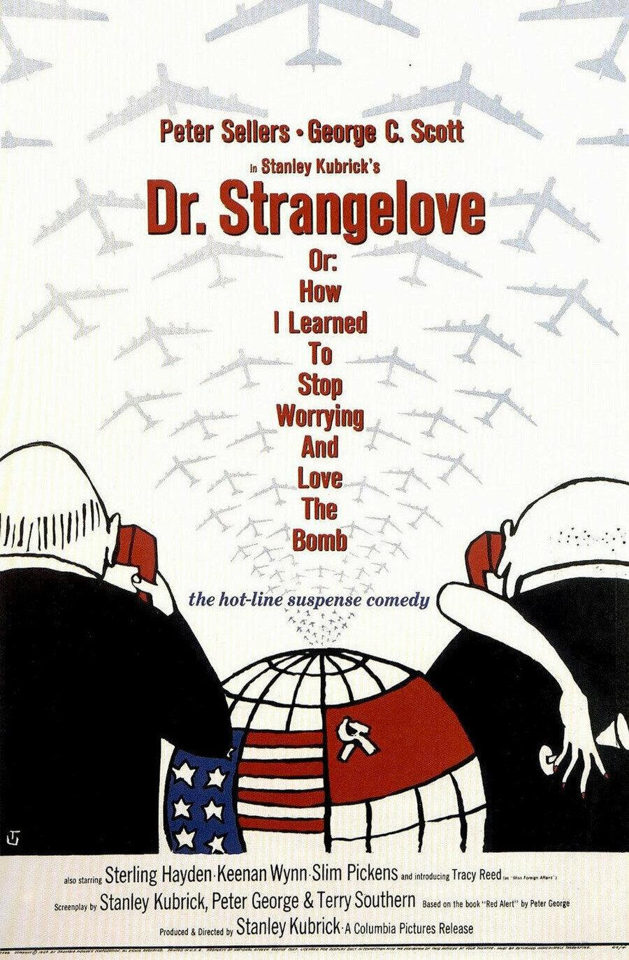Dr. Strangelove İstanbul Film Festivali Stanley Kubrick'i, ölümünün yirminci yıldönümünde özel bir bölümle anıyor. Soğuk Savaş dönemini anlatan politik hiciv Dr. Strangelove'ın yanı sıra yenilenmiş kopyalarıyla gösterilecek on iki tane daha Kubrick filmi, yönetmenin filmlerini beyaz perdede izleyememiş kuşakları ve Kubrick hayranlarını sinemaya çağırıyor.