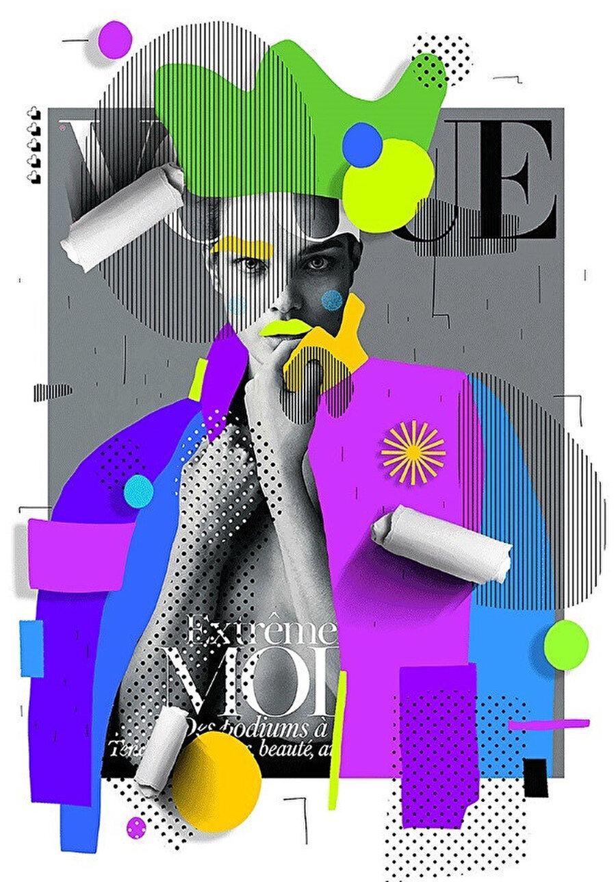 Fotoğrafı Mert Alas & Marcus Piggott tarafından çekilen Vogue Paris Mart 2012 kapağı. Kapak modeli Natalia Vodianova.