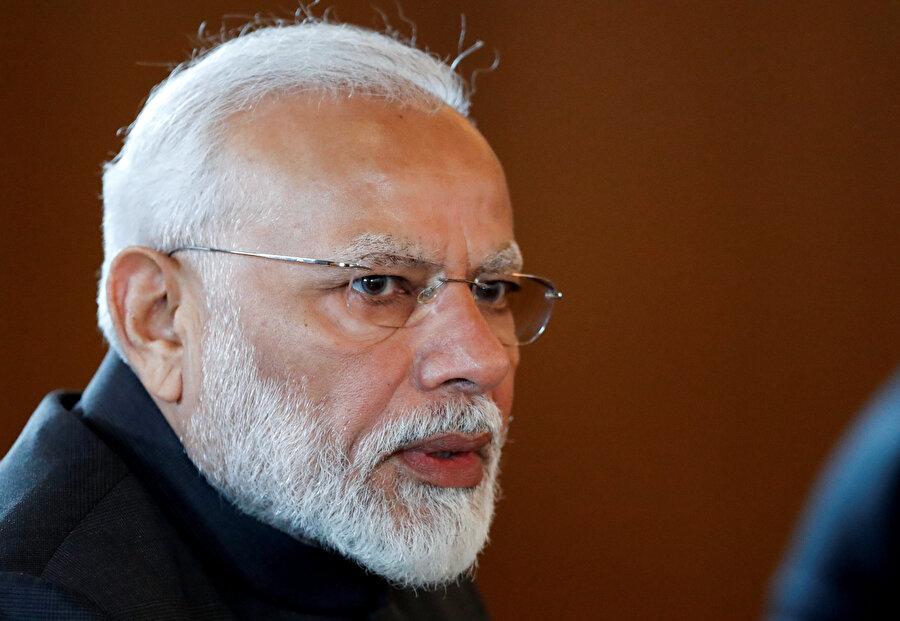 Hindistan Başbakanı Nerandra Modi yönetimi tarafından Hindu nüfusun Keşmir'e yerleştirilmesi teşvik edildi.