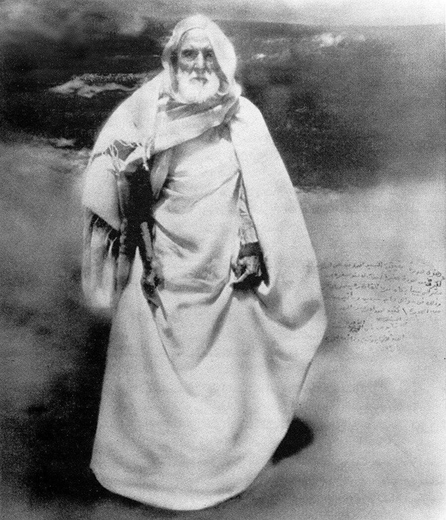 Senusiliğin kurucusu Seyyid Muhammed bin Ali.