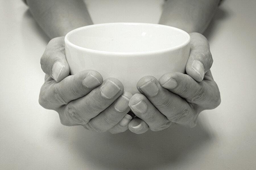 Dünyada her gün yaklaşık 25 bin kişi açlığa bağlı olarak hayatını kaybediyor.