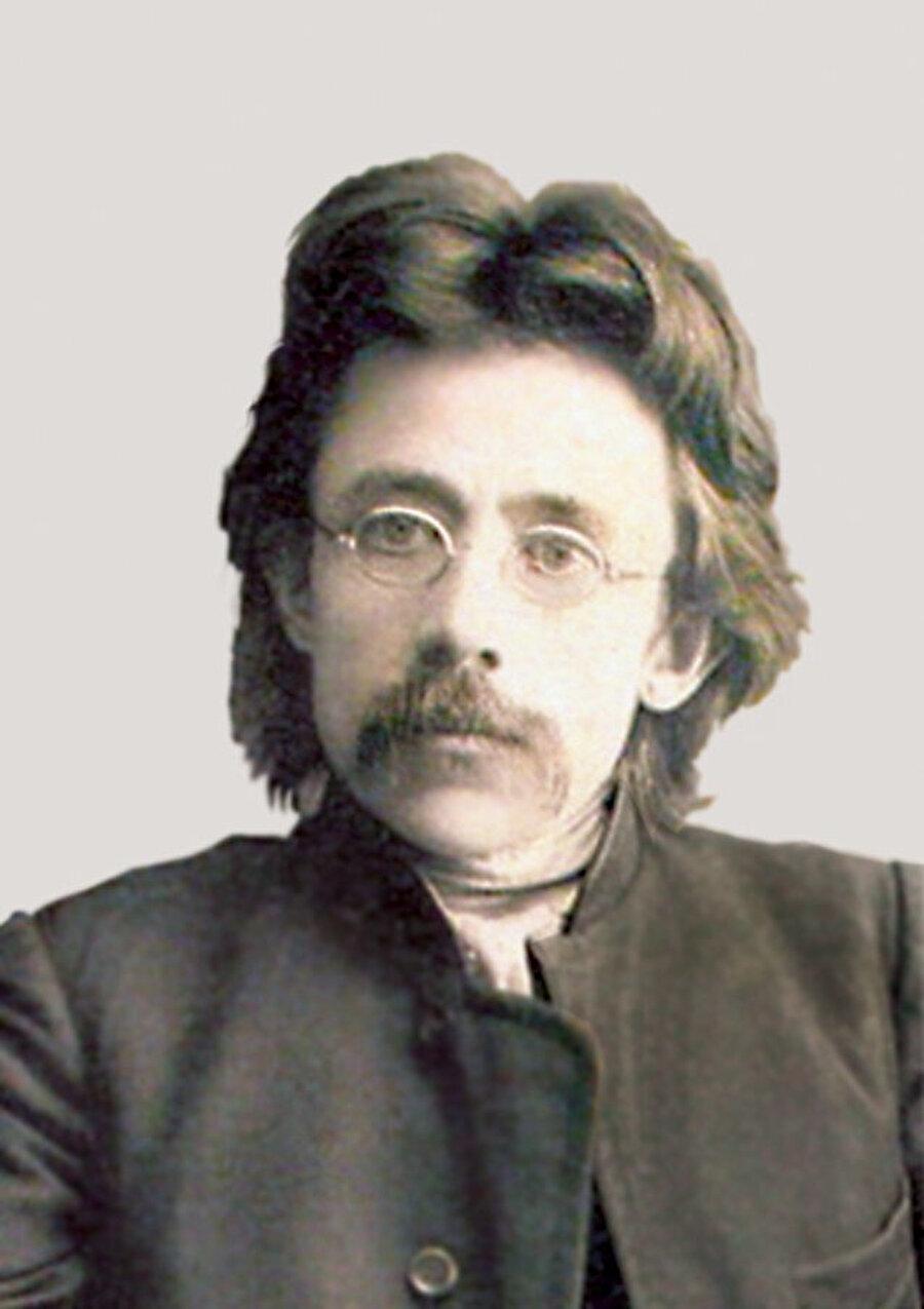 Kazanlı din âlimi ve fikir adamı Musa Carullah.