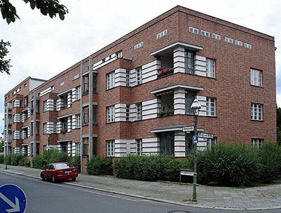 Siedlung Schillerpark, Berlin'deki UNESCO Dünya Mirası listesine kayıtlı yerleşim biriminden biridir.