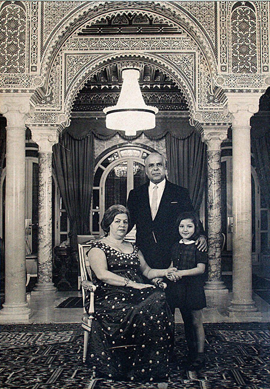 Habib Burgiba, Vesile bin Ammar ve Hacer.