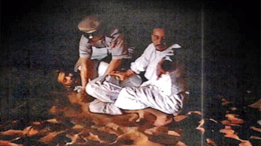 İsa Bin Zayed'in işkence videosu