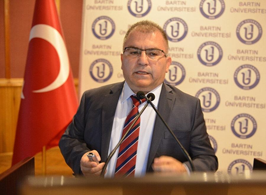 Prof. Dr. Şaban Tekin
