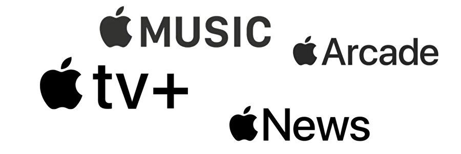 Apple'ın şu anda Müzik, Arcade, TV+ ve News gibi hizmetleri mevcut. Bunların tek çatıda birleşmesi ise - şu an için - Apple One şeklinde isimlendiriliyor.