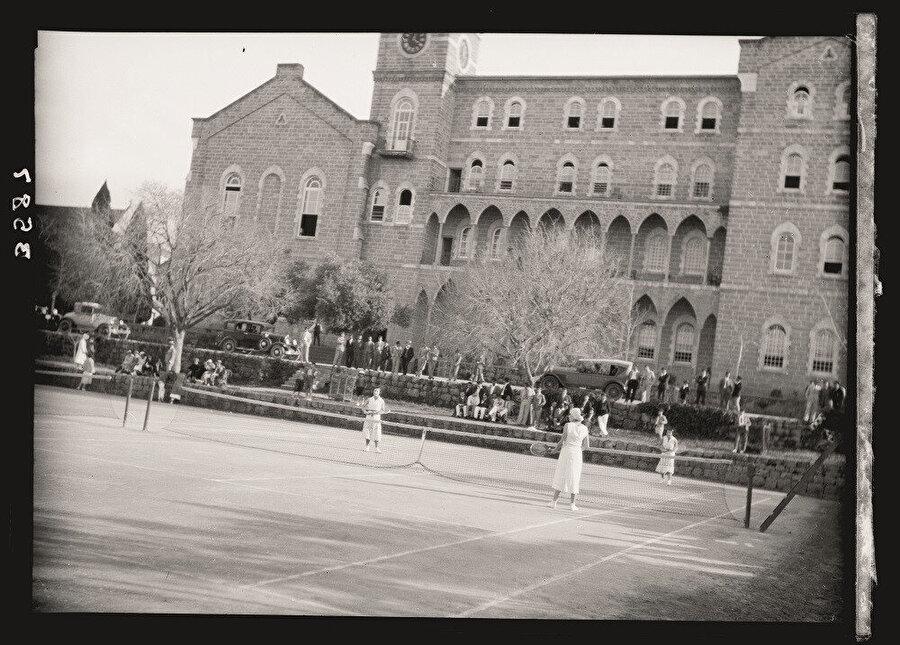 Beyrut Amerikan Koleji 1920