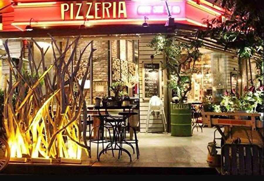 Pizzeria , Göktürk