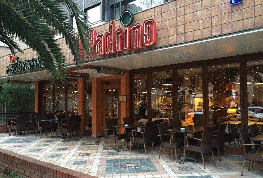 Ristorante İl Padrino, Caddebostan