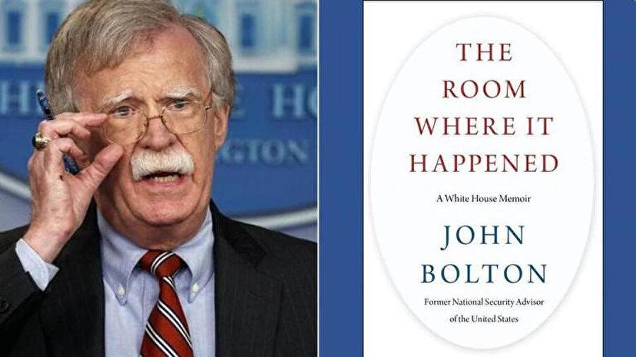 Neocon John Bolton, Olayın olduğu oda