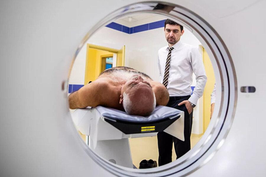 Bu araştırmalar sonucunda MRI'ın aslında daha kısa sürede sonuçlanıp yapay zekâyla desteklendiğinde de aynı sonuçları verdiğini belirtmek gerekiyor.