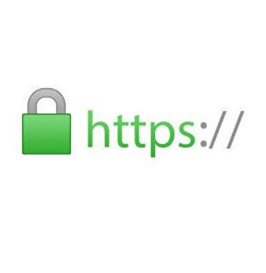 Artık formları kapsamayan HTTPS sistemi için kullanıcıların karşısına uyarı çıkıyor.