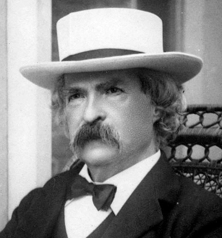 """""""Bugünün işini yarına bırakma, mümkünse ertesi güne bırak."""" Mark Twain"""