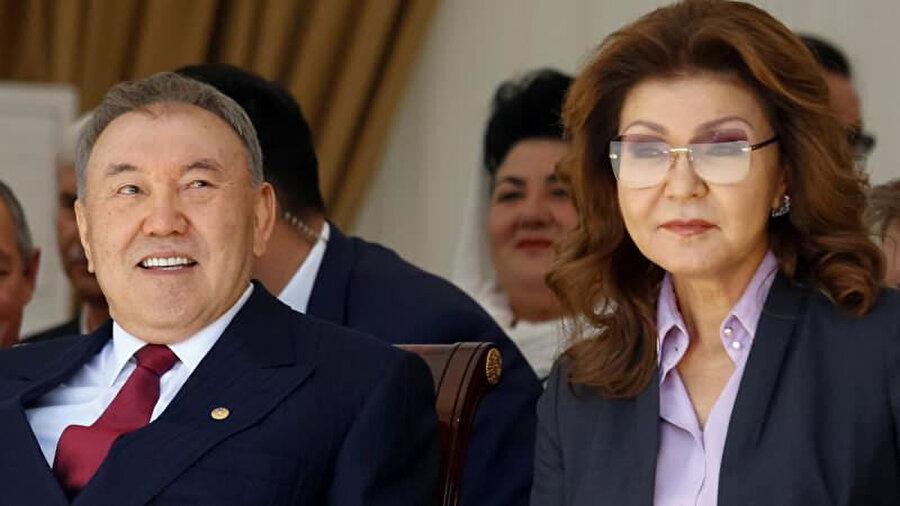 Nursultan Nazarbayev'in kızı Dariga Nazarbayeva babasının görevi bırakmasından sonra meclis başkanlığına getirilmiş, daha sonra Kazakistan'ın yeni cumhurbaşkanı Kasım Cömert Tokayev tarafından görevden alındı