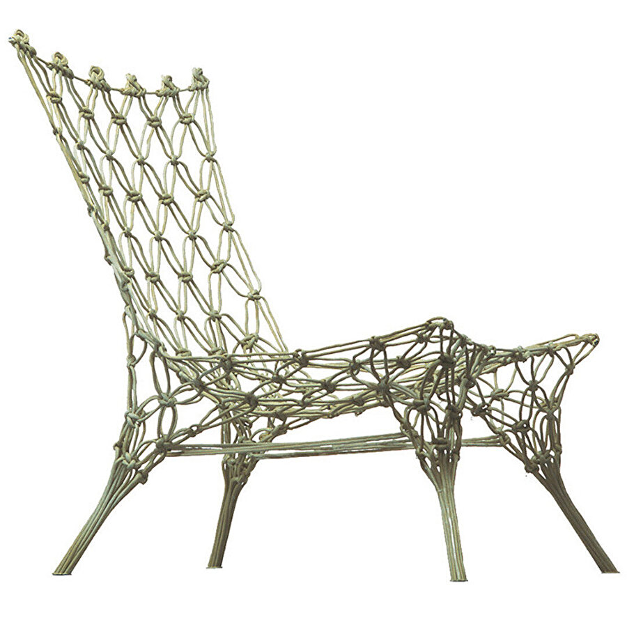 Knotted Chair.
