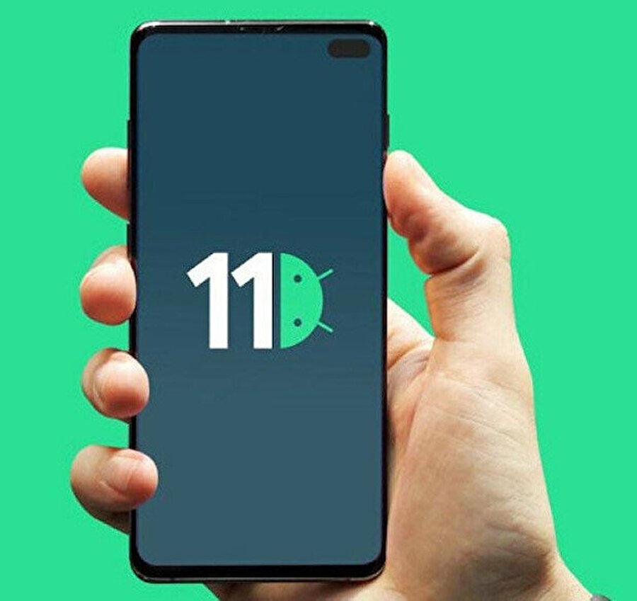 Android 11, üçüncü taraf kamera uygulamalarının erişim izinlerini yönetecek.