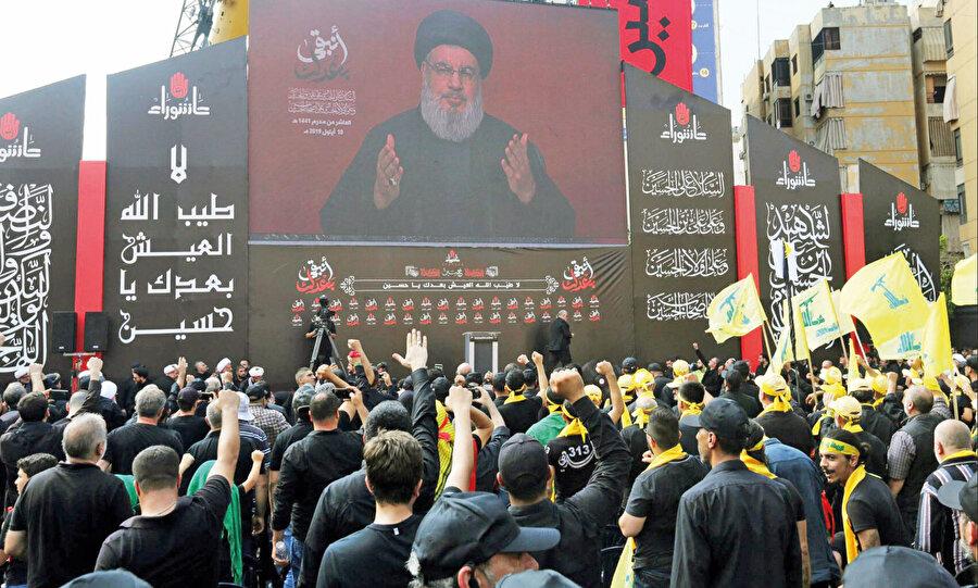 Hizbullah Lübnan'ın baş ağrısı.
