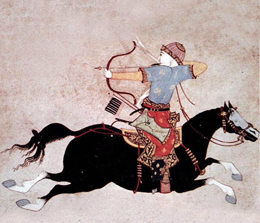 Moğol saldırıları yeni Müslüman olan Türklerin maddî medeniyet birikimlerini yerle bir etmişti.