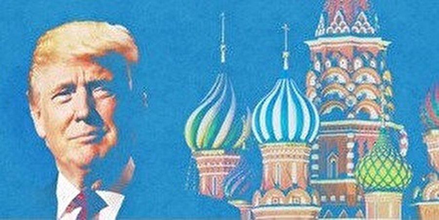 Rusya Trump'ı destekliyor.