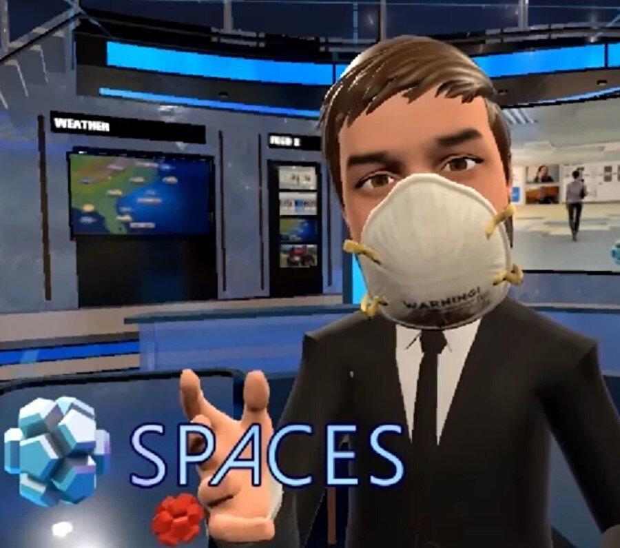 Apple'ın AR ve VR gözlükleri konusunda çalışmaları olduğu biliniyor. Spaces'in de bu alanda fayda sağlayacağı aşikar.
