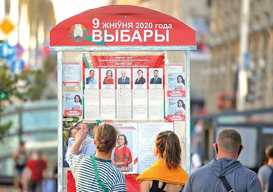 9 Ağustos Belarus seçimleri
