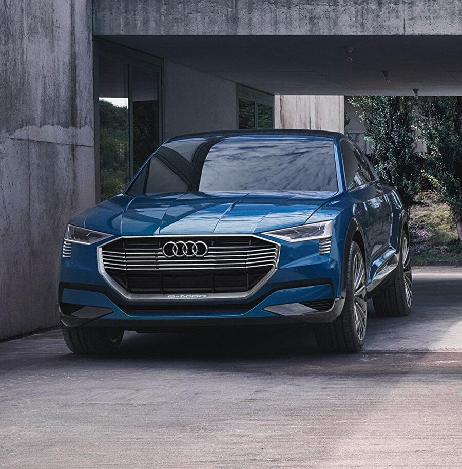 Çin'deki bu bölge zaten otonom araç geliştiren şirketler için epey tercih ediliyor. Volkswagen de e-tron modeliyle birlikte burada testlere başlıyor.
