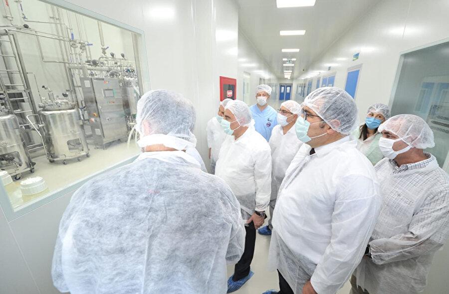 Başkan Mandal, Adıyaman'da ziyaretlerde bulundu
