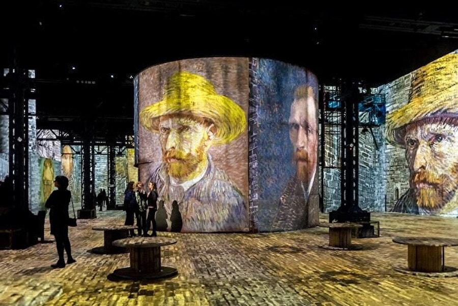 Van Gogh, Otoportre.