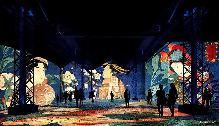 Japon sanatının Van Gogh'un çalışması üzerindeki etkisi.