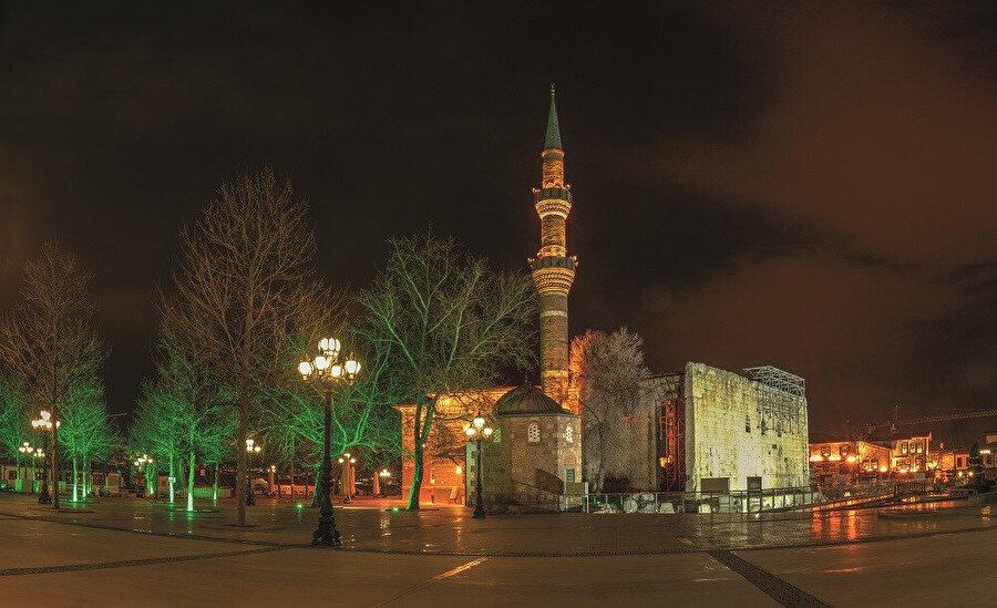 Hacı Bayram-ı Veli türbesi.