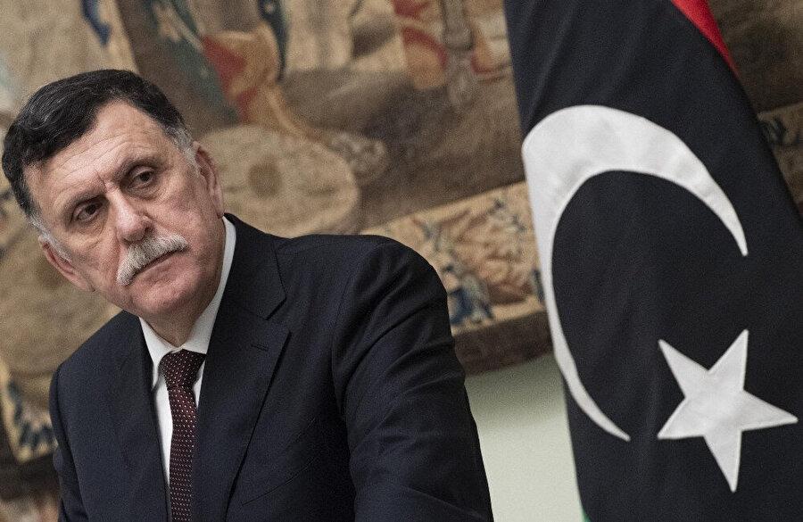 Libya Başbakanı Serrac, 21 Ağustos'da ateşkes ilan etmişti.